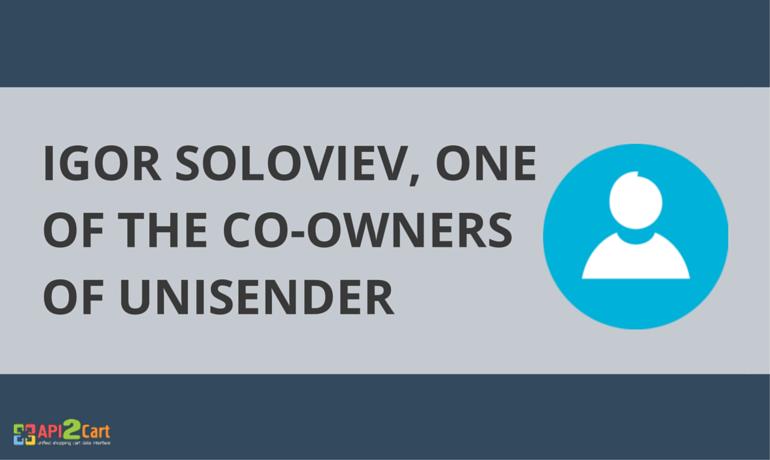 IGOR SOLOVIEV- API TECHNOLOGY WILL BE