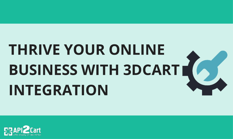 Thrive Your Online Business with 3dcart