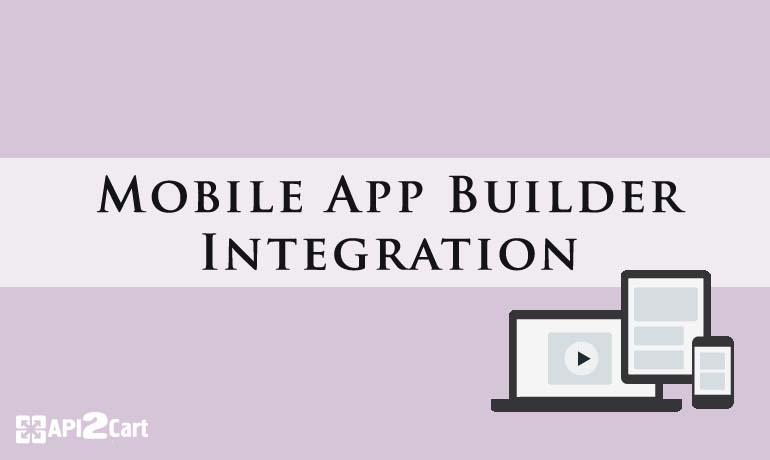 mobile-app-builder-integration